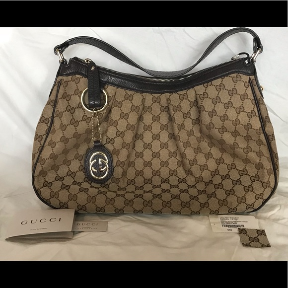 682f11207859 Gucci Handbags - Gucci Handbag - Authentic with Tags - Gently Used